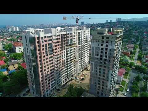 Embedded thumbnail for ЖК Новые Огни город Новороссийск